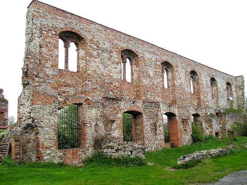 Klasztorcystersów w sulejowie
